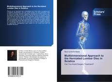 Обложка Multidimensional Approach to the Herniated Lumbar Disc in Sciatica