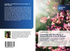 Bookcover of Capability and Well-Being in Dooars Region of North Bengal