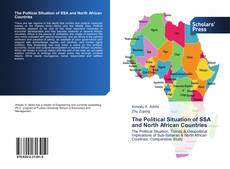 Bookcover of The Political Situation of SSA and North African Countries