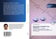 Buchcover von Economics of Health Care Utilisation