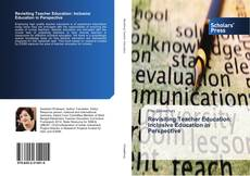 Bookcover of Revisiting Teacher Education: Inclusive Education in Perspective