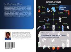 Copertina di Principles of Internet of Things