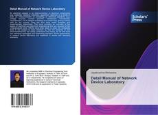 Bookcover of Detail Manual of Network Device Laboratory