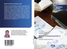 Bookcover of Women Entrepreneurship in India
