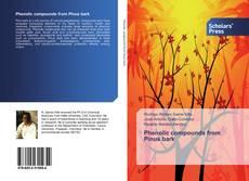 Portada del libro de Phenolic compounds from Pinus bark