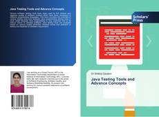 Bookcover of Java Testing Tools and Advance Concepts