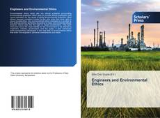 Bookcover of Engineers and Environmental Ethics