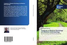 Bookcover of Textbook of Medical Sociology and Medical Anthropology