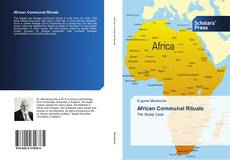 Bookcover of African Communal Rituals