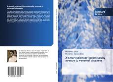 Обложка X-smart science(1)promiscuity avenue to venereal diseases