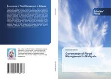 Bookcover of Governance of Flood Management in Malaysia