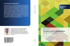 Couverture de Fundamentals of Bystematics