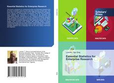 Bookcover of Essential Statistics for Enterprise Research