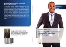Couverture de Knowledge Management for Sustainable Business Development