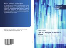 Bookcover of The risk analysis of industrial plants