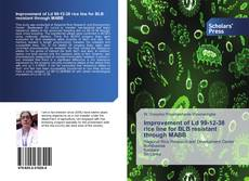 Bookcover of Improvement of Ld 99-12-38 rice line for BLB resistant through MABB