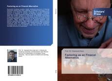 Buchcover von Factoring as an Finacial Alternative