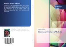 Couverture de Electronic Structure of Material