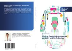 Capa do livro de Clinical Cases in Conservative dentistry and Endodontics