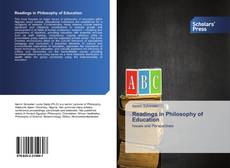 Bookcover of Readings in Philosophy of Education