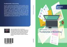Buchcover von Fundamentals of Accounting