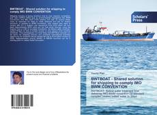 Bookcover of BWTBOAT - Shared solution for shipping to comply IMO BWM CONVENTION