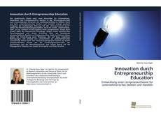 Innovation durch Entrepreneurship Education的封面