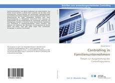Bookcover of Controlling in Familienunternehmen