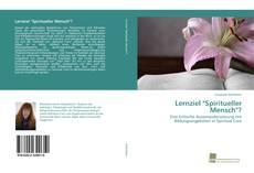 """Lernziel """"Spiritueller Mensch""""? kitap kapağı"""