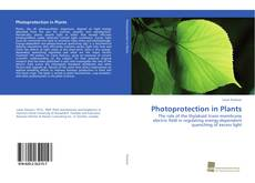 Bookcover of Photoprotection in Plants