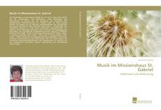 Bookcover of Musik im Missionshaus St. Gabriel