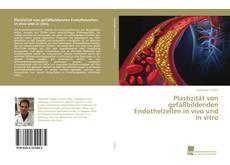 Plastizität von gefäßbildenden Endothelzellen in vivo und in vitro kitap kapağı