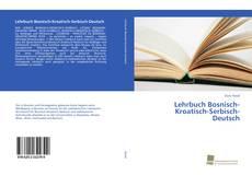 Buchcover von Lehrbuch Bosnisch-Kroatisch-Serbisch-Deutsch