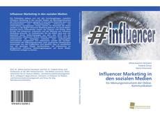 Bookcover of Influencer Marketing in den sozialen Medien