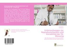 Обложка Untersuchungen zur Reproduzierbarkeit und Variabilität der T4-Messung