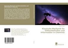 Portada del libro de Klassische Mechanik für Elektrotechniker und Informatiker in Chemnitz