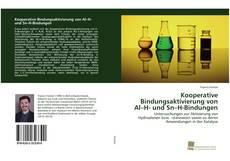 Buchcover von Kooperative Bindungsaktivierung von Al–H- und Sn–H-Bindungen