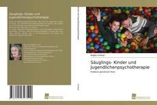 Bookcover of Säuglings- Kinder und Jugendlichenpsychotherapie