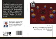 Capa do livro de Multilingual Text Categorization