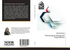 Couverture de Technological Change and Organizations