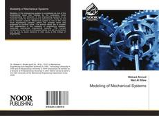Bookcover of Modeling of Mechanical Systems