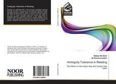 Обложка Ambiguity Tolerance in Reading