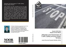 Buchcover von Attitudes and Awareness of Traffic Safety among Libyan Drivers