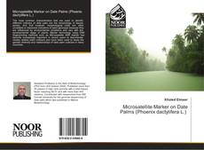 Bookcover of Microsatellite Marker on Date Palms (Phoenix dactylifera L.)‎