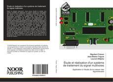 Bookcover of Étude et réalisation d'un système de traitement du signal multivoies