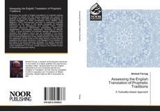 Assessing the English Translation of Prophetic Traditions kitap kapağı