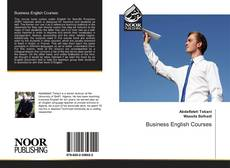 Bookcover of Business English Courses