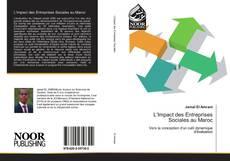 Bookcover of L'Impact des Entreprises Sociales au Maroc