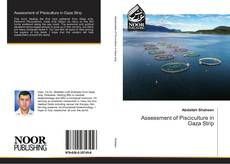 Bookcover of Assessment of Pisciculture in Gaza Strip