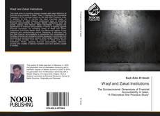 Portada del libro de Waqf and Zakat Institutions